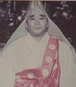 8. Rev. Isshu Oyanagi 1974-1976
